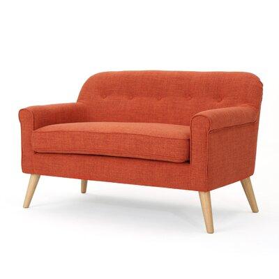 Modern Orange Sofas Couches Allmodern