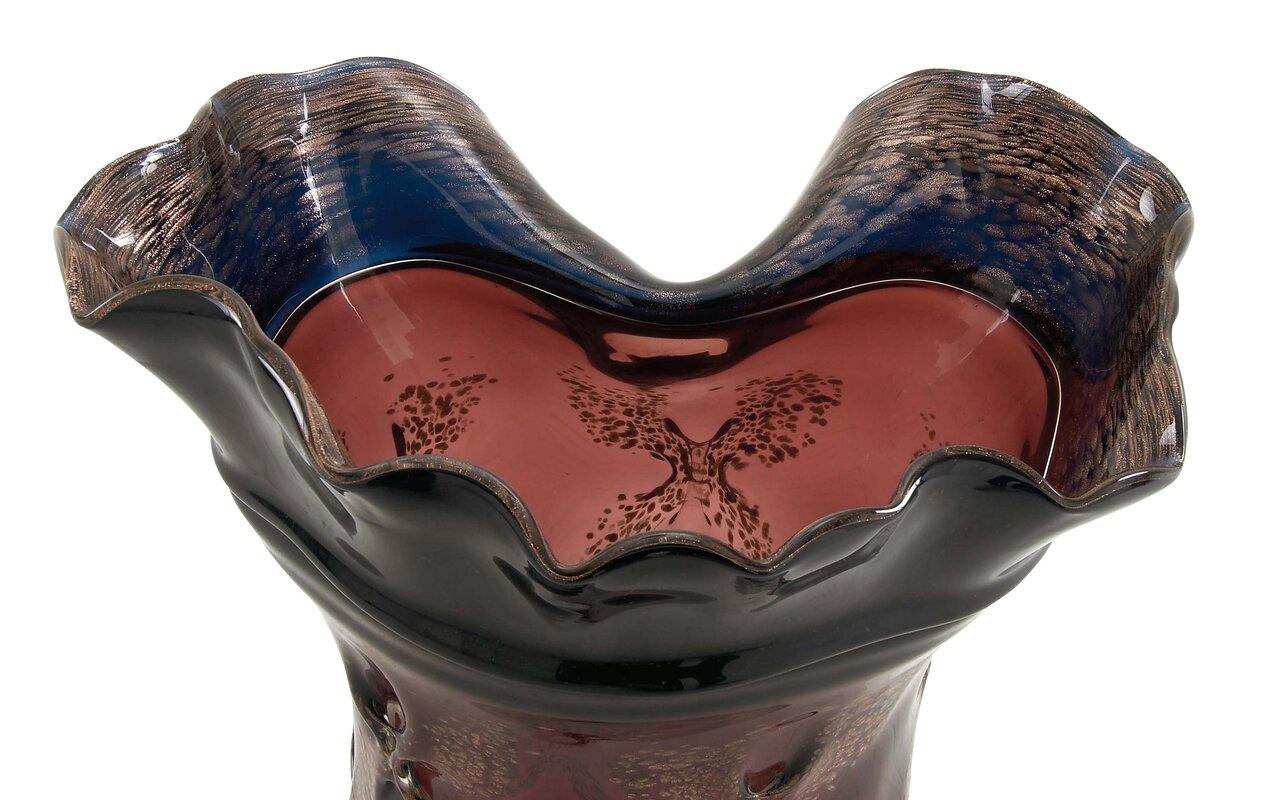 Cole amp Grey Glass Fluted Table Vase Wayfairca : GlassFlutedTableVase from www.wayfair.ca size 1276 x 800 jpeg 145kB
