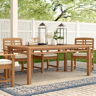 Calila Teak Dining Table
