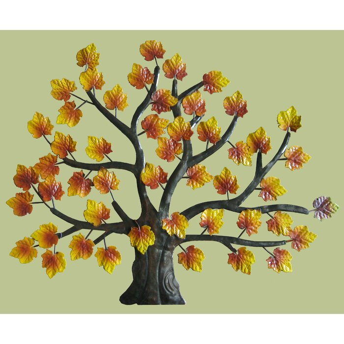 Unique Maple Leaf Wall Decor Ideas - Wall Art Collections ...