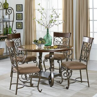 Old World Dining Room Set Wayfair