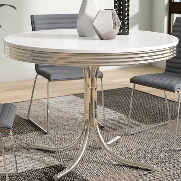 Nice 1950s Retro Dining Tables | Wayfair