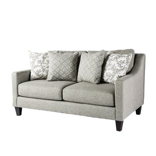 Canby Stain Resistant Loveseat