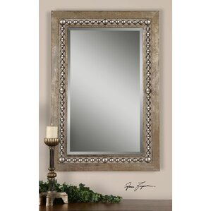 Gray Wall Mirror wall mirrors | joss & main