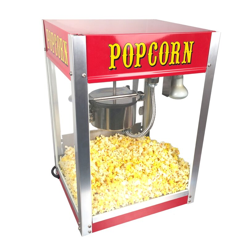 4 Oz Theater Pop Popcorn Machine