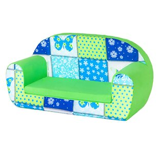 Butterfly Children's Sofa by Just Kids