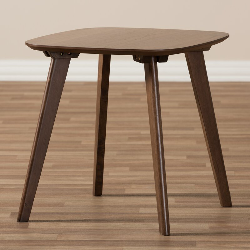 wholesale interiors mia mid-century modern wood end table & reviews