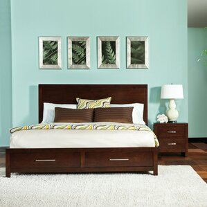 Acton Turville Platform Bed by Latitude Run