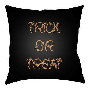 Boo Indoor/outdoor Throw Pillow