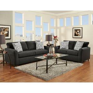Octavia Configurable Living Room Set by Orren Ellis