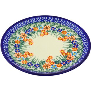 Large Decorative Plates For Display Extraordinary Decorative Plates You'll Love  Wayfair Decorating Design