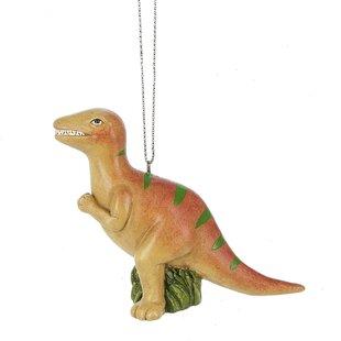Exceptionnel Dinosaur Hanging Figurine