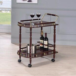 Stroup 2-Tier Bar Carts