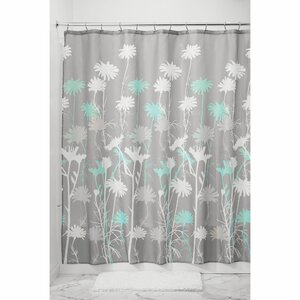 teal and brown shower curtain. Save to Idea Board Gray And Aqua Shower Curtain  Wayfair