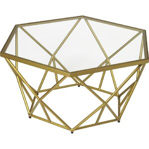 Rozier Coffee Table by Willa Arlo Interiors