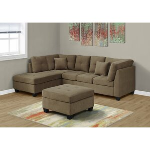 Sectional by Monarch Specialties Inc.