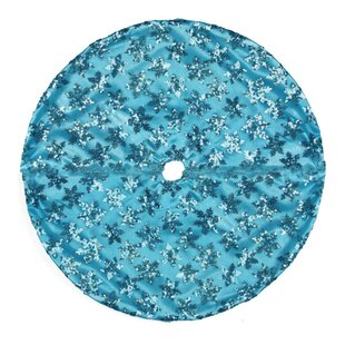 quickview - Teal Christmas Tree Skirt