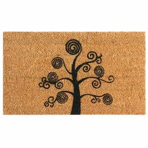 Altman Deciduous Tree Modern Doormat