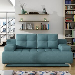 Klass Sleeper Sofa by Orren Ellis
