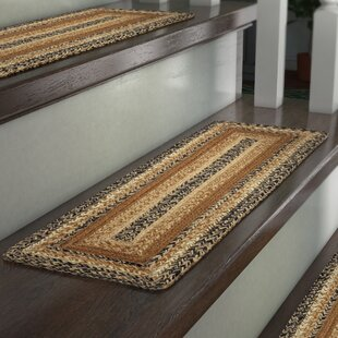 Millicent Caramel Brown Stair Tread