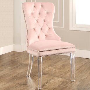Braelyn Tufted Upholstered Dining Chair