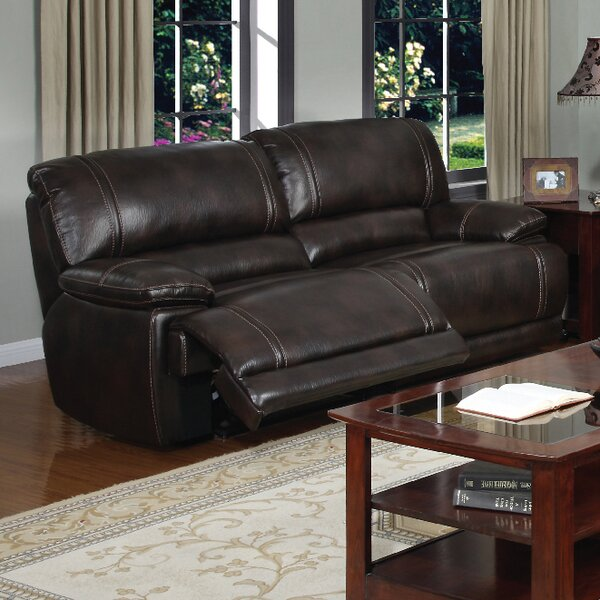 E Motion Furniture Dylan Reclining Sofa U0026 Reviews | Wayfair