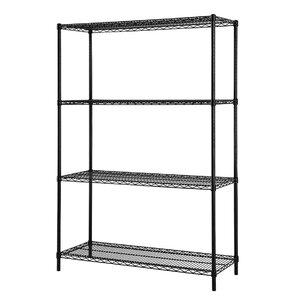 Four Shelf ES- Wire Shelving Unit