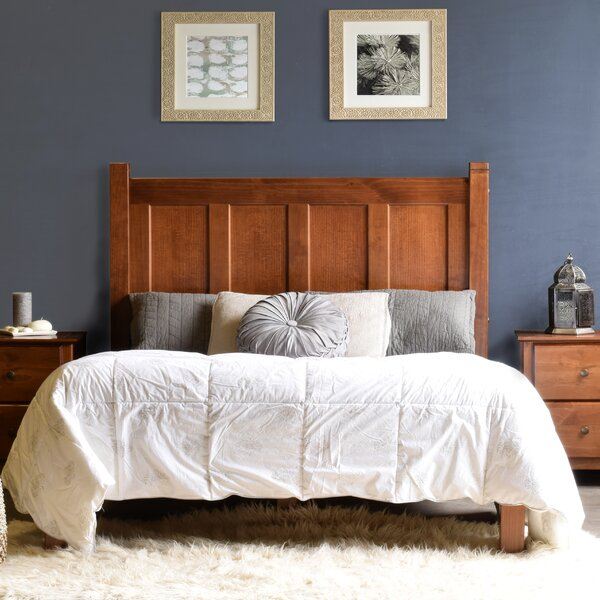 Grain Wood Furniture Shaker Platform Bed Amp Reviews Wayfair