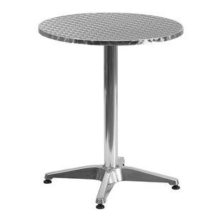 Clarendon Aluminum Bistro Table