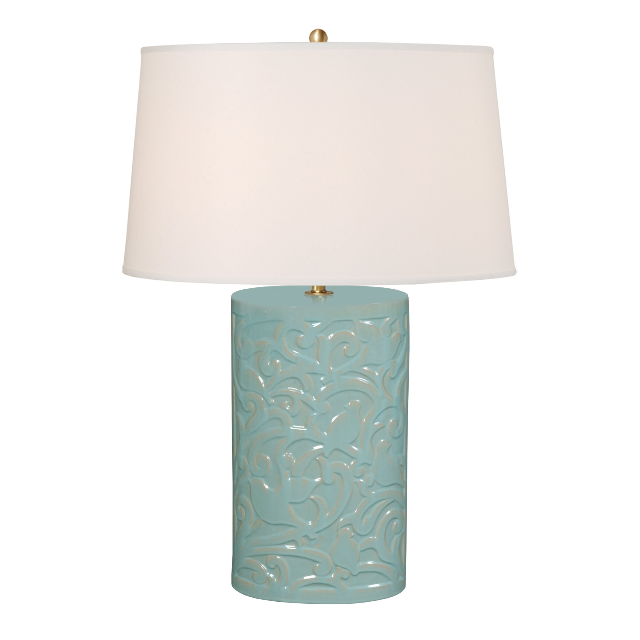 emissary bird lattice 31 table lamp wayfair