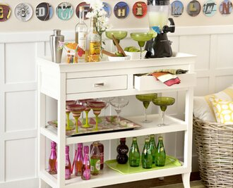 5 Places to Use a Console Table | Wayfair on cute home office designs, best home office designs, rustic home office designs,
