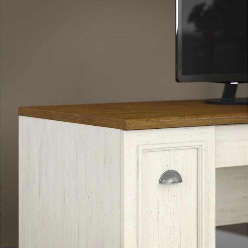 Oakridge 3 Piece L Shape Desk Office Suite