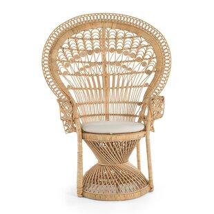Rattan Meditation Chair | Wayfair