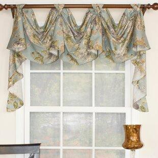 Ideal Floral Valances & Kitchen Curtains You'll Love   Wayfair VJ78