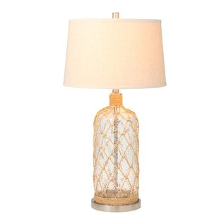 Glass Clear Table Lamps You Ll Love Wayfair