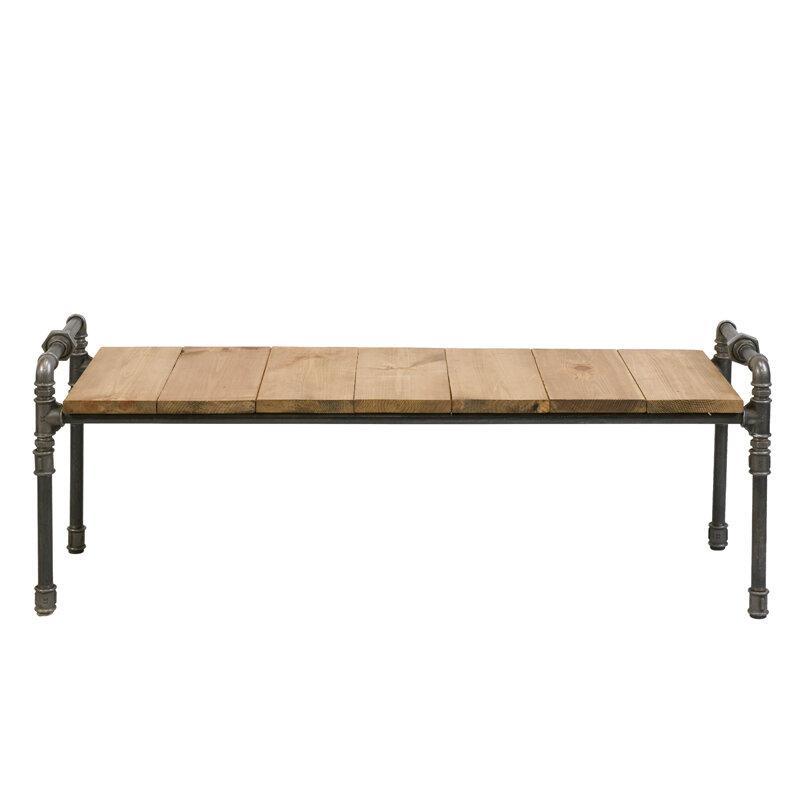 Metal Dining Bench