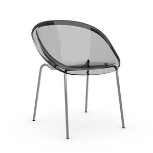 Bloom Straight Leg Chair by Calligaris