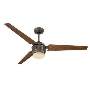 60 Hammack 3 Blade LED Ceiling Fan