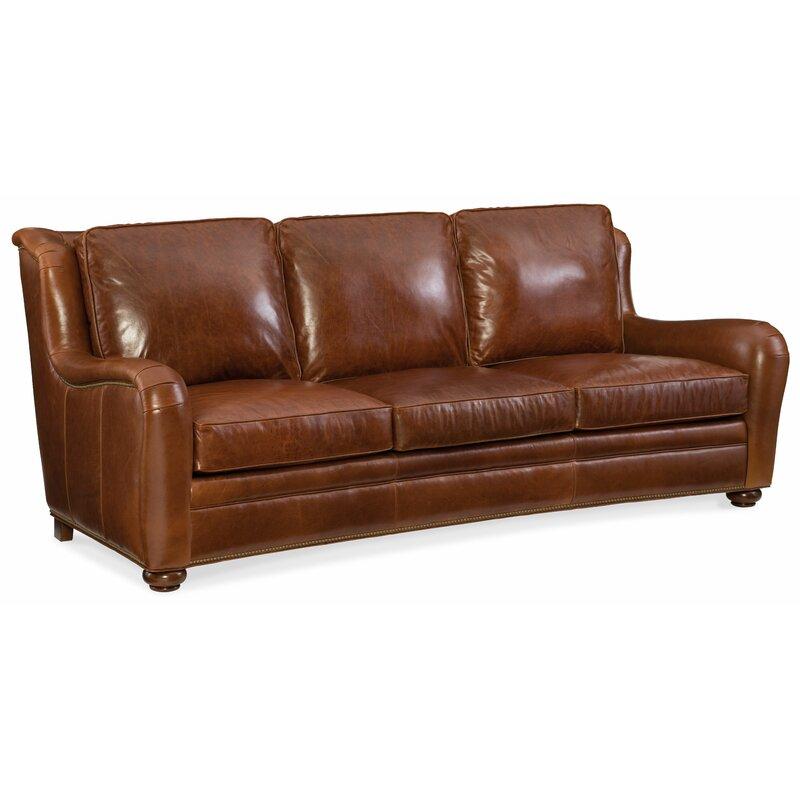 Gentil Bradington Young Majesty Leather Sofa