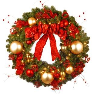 Christmas Wreaths You'll Love | Wayfair