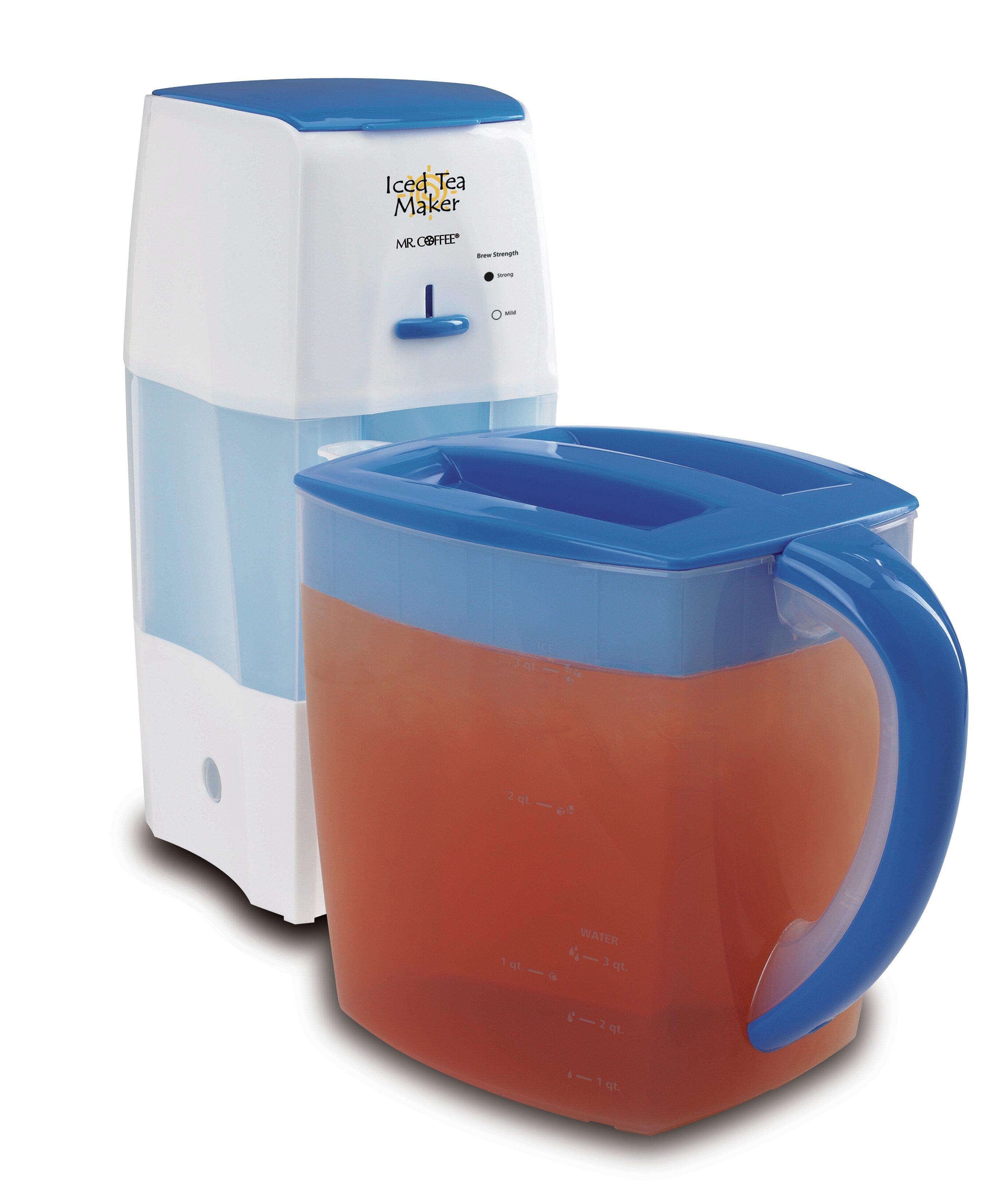 Mr Coffee 3 Qt Iced Tea Maker Reviews Wayfair