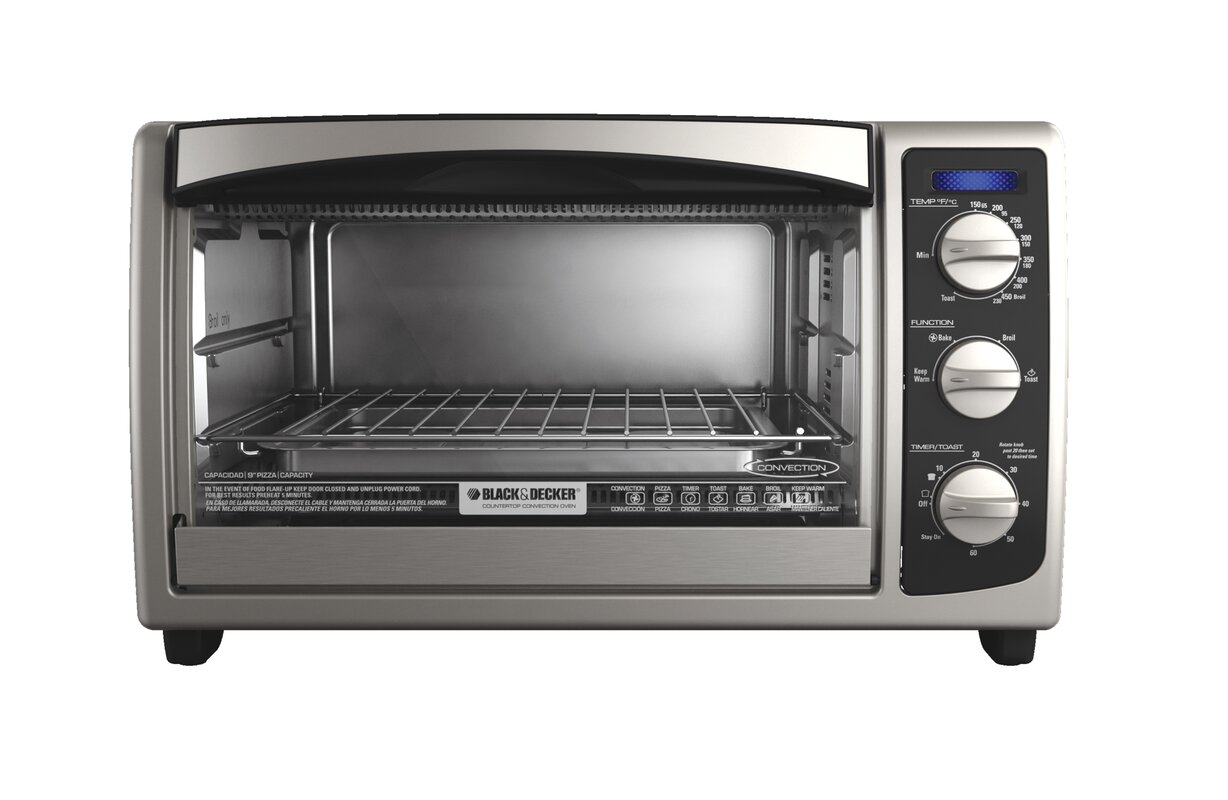 toaster review and oven microwave decker good buy to countertop black