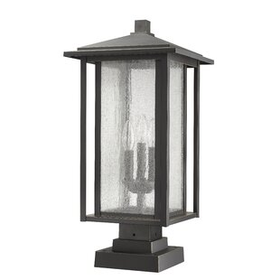 outdoor column mount lighting fixtures quickview outdoor column mount light wayfair