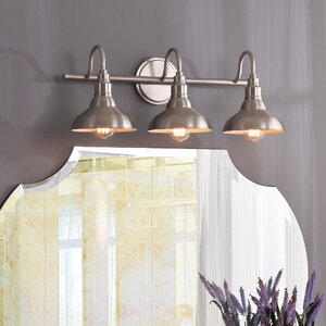 Brummett 3-Light Vanity Light