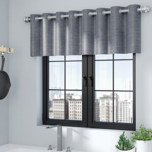 Vaughn Blackout Curtain Valance