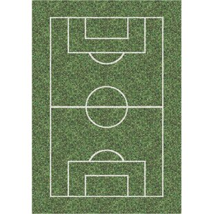 My Team Sport World Cup Novelty Area Rug