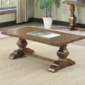 Bates Coffee Table by Darby Home Co