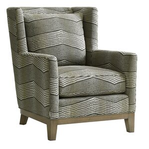 Shadow Play Atlas Wingback Chair by Lexington