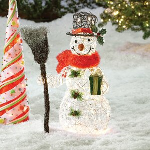 Outdoor Christmas Light Displays You'll Love Wayfair - Outdoor Christmas Light Decorations