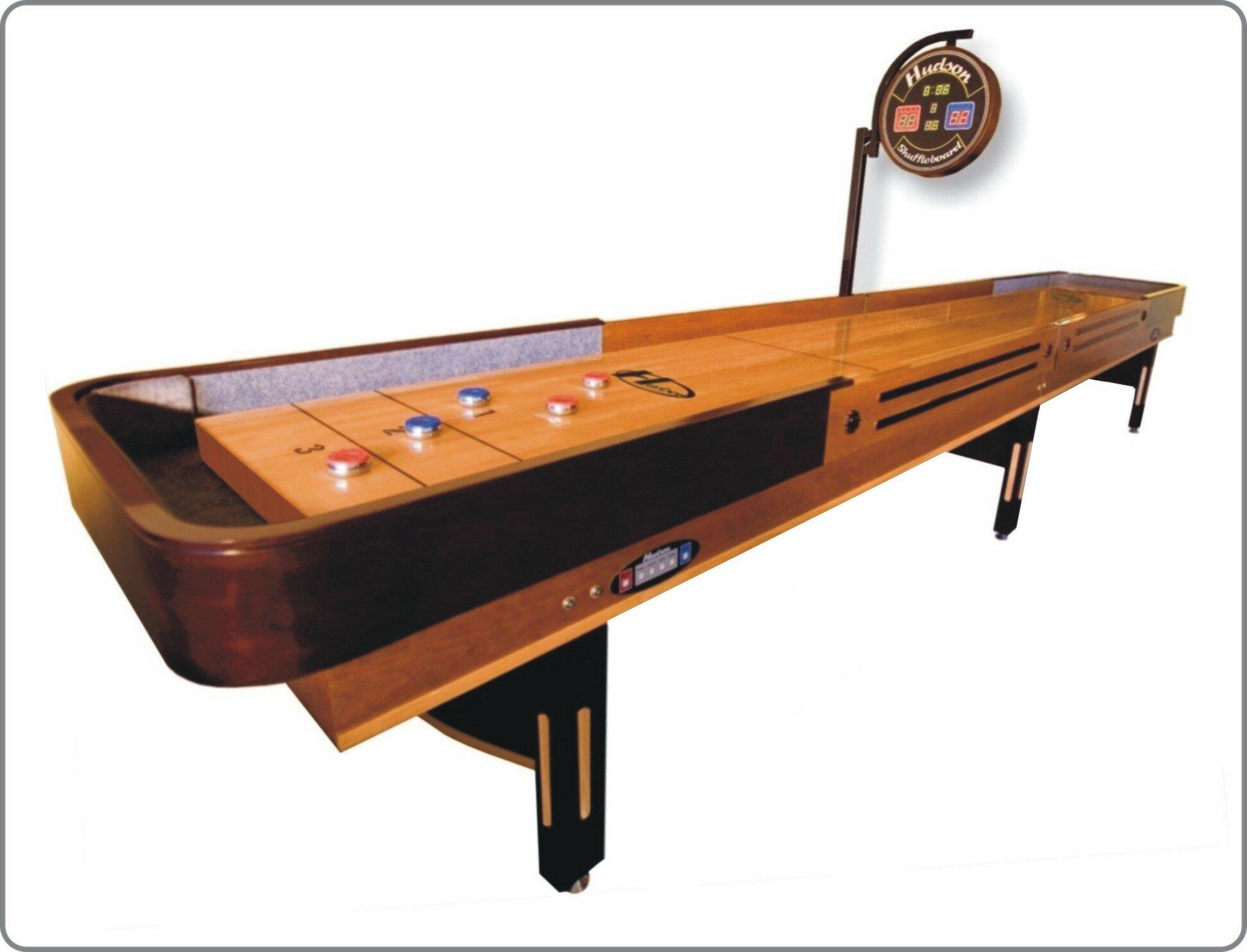 Grand 16u0027 Shuffleboard Table